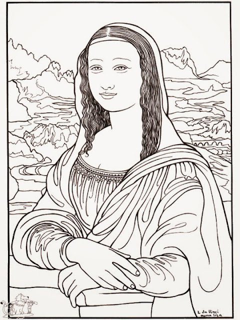 d arte mural coloring pages - photo #7