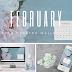 February Free Desktop Wallpaper