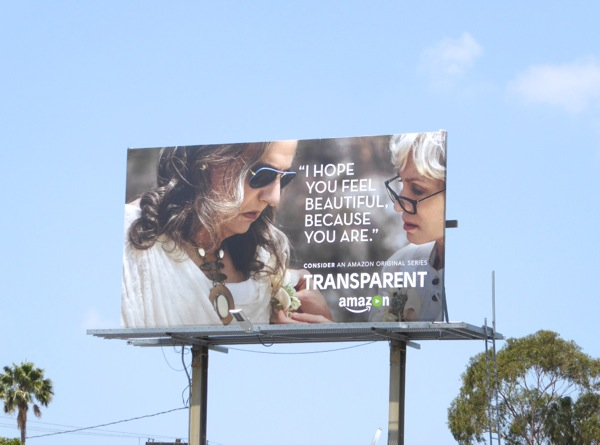 Transparent 2016 Emmy FYC billboard