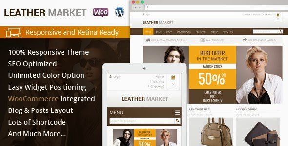 free WordPress eCommerce Theme