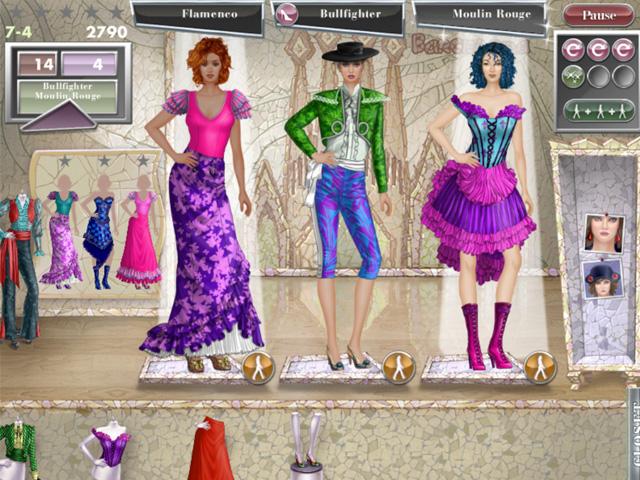 تحميل لعبة الازياء Jojo S Fashion Show للكمبيوتر برابط مباشر
