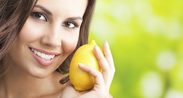 agua de limon para la piel
