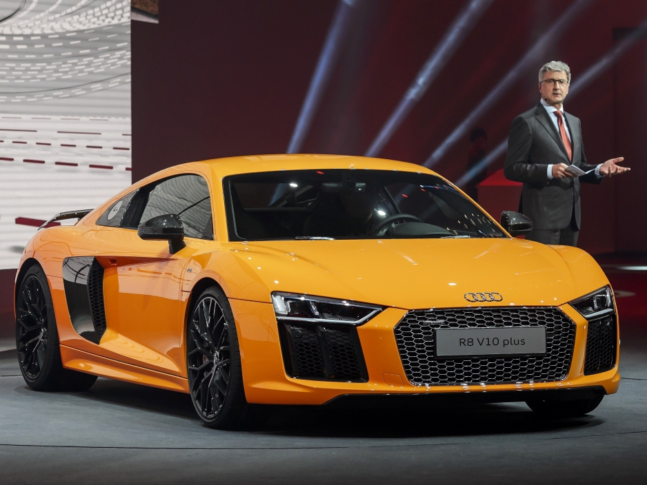 new car release this year2017 AUDI R8 Exterior Evolution Superior Engine and Interior