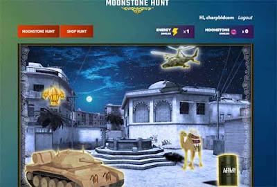 Website Event PB Garena Moonstone Hunt