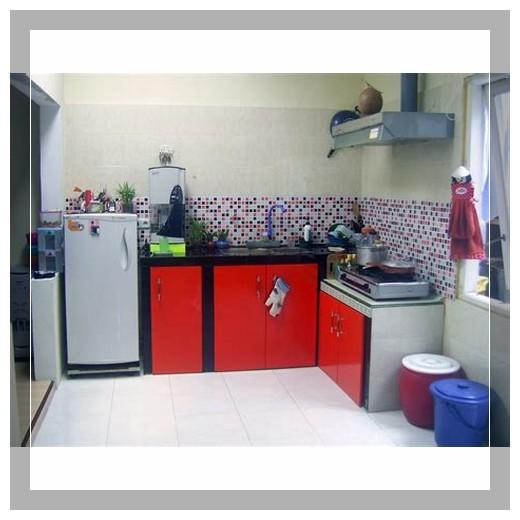 Dapur Minimalis Desain Dapur Kecil Tanpa Kitchen Set Rumah Joglo Limasan Work