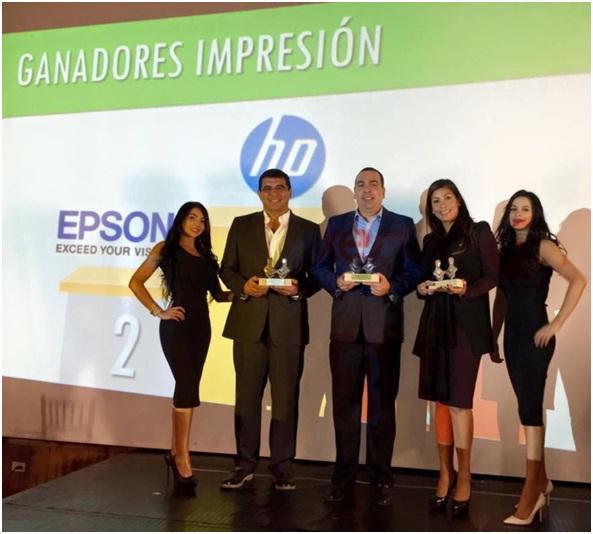 """Epson, reconocida como """"mejor aliado"""" de negocios"""