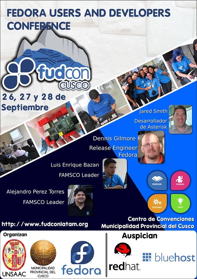 Fedora user group