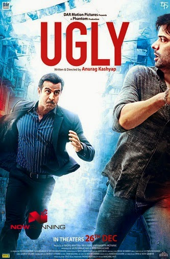 Ugly 2014 Hindi 720p BluRay 1GB Bollywood movie Ugly hindi movie Ugly movie 720p BRRip bluray dvd rip web rip hdrip 700mb free download or watch online at https://world4ufree.to