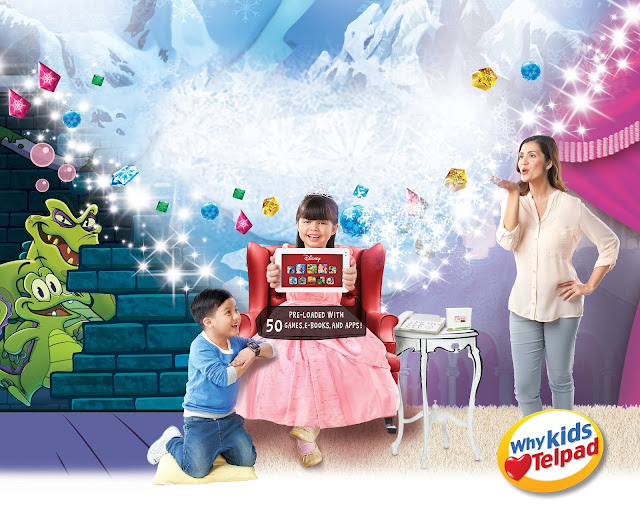 PLDT Home DSL Telepad now listed with Disney titles