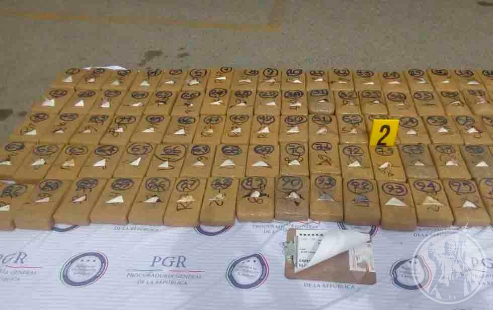 Aseguran militares  más de 110 kilos de cocaína en Ciudad Juárez