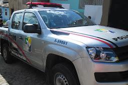 Polícia prende homem por roubo na cidade de Carmópolis