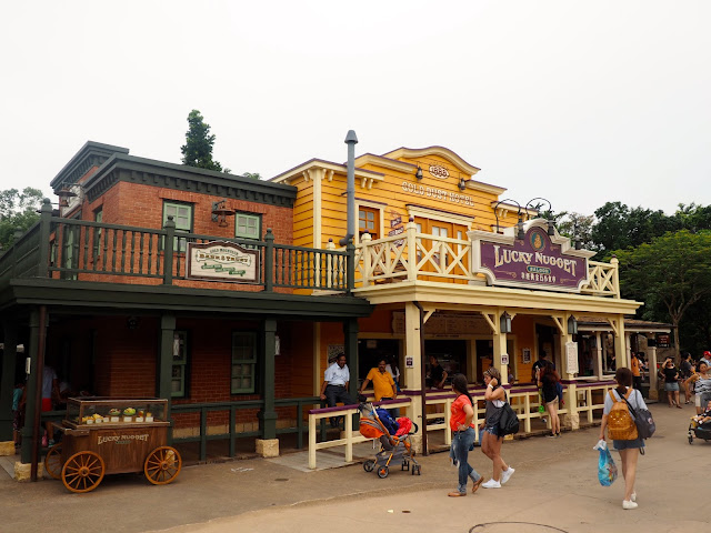 Grizzly Gulch | Disneyland Hong Kong