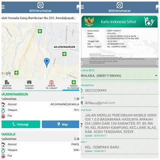 Aplikasi JKN Mobile BPJS Kesehatan