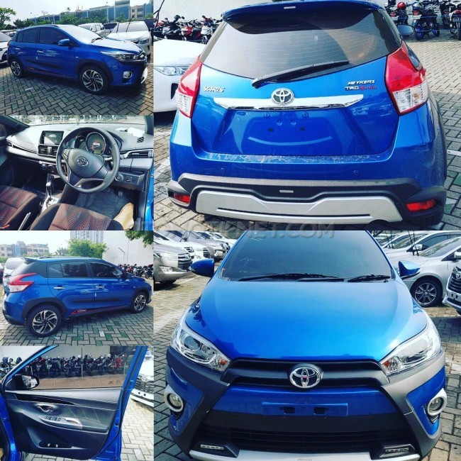 toyota yaris heykers trd sportivo grand new avanza e 2017 ms blog astra motor tam is likely to put the as flagship variant that highest of version though