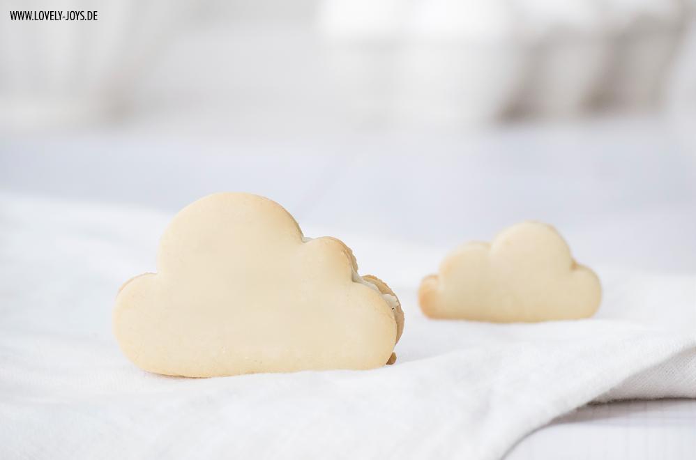 Süße Wolken Plätzchen Rezept