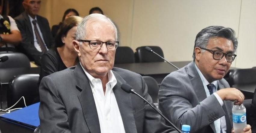 PPK: 36 meses de prisión preventiva ordena el Poder Judicial en contra de Pedro Pablo Kuczynski