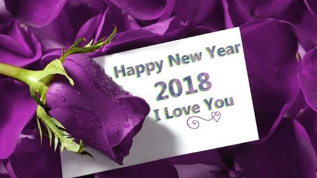 Download Happy New Year 2018 Greetings Images