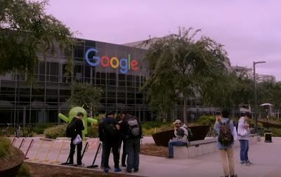 Kantor Pusat Google di Mountain View