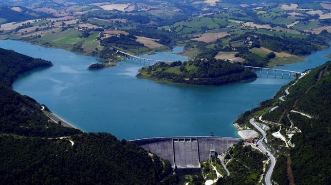 laghi artificiali artificial lake le forme sostitutive