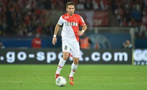 Arsenal dùng 14 triệu bảng hỏi mua tiền vệ Moutinho của Monaco