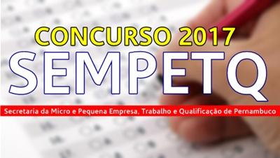 Concurso SEMPETQ PE 2017