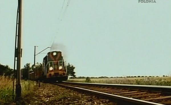 motyw kolejowy  torowisko