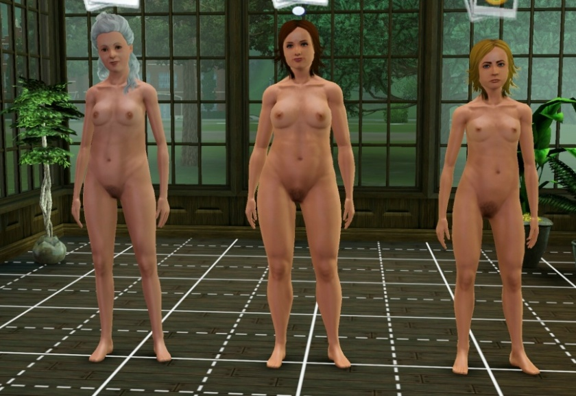Nude Teen Sims 33