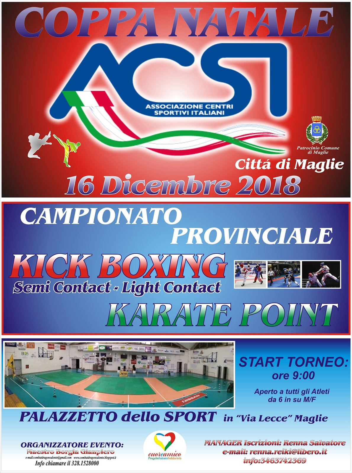 COMBAT DRAGON SALENTO -  Eventi ef2d86675373
