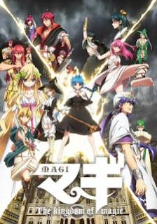 Magi: The Kingdom of Magic Subtitle Indonesia Batch