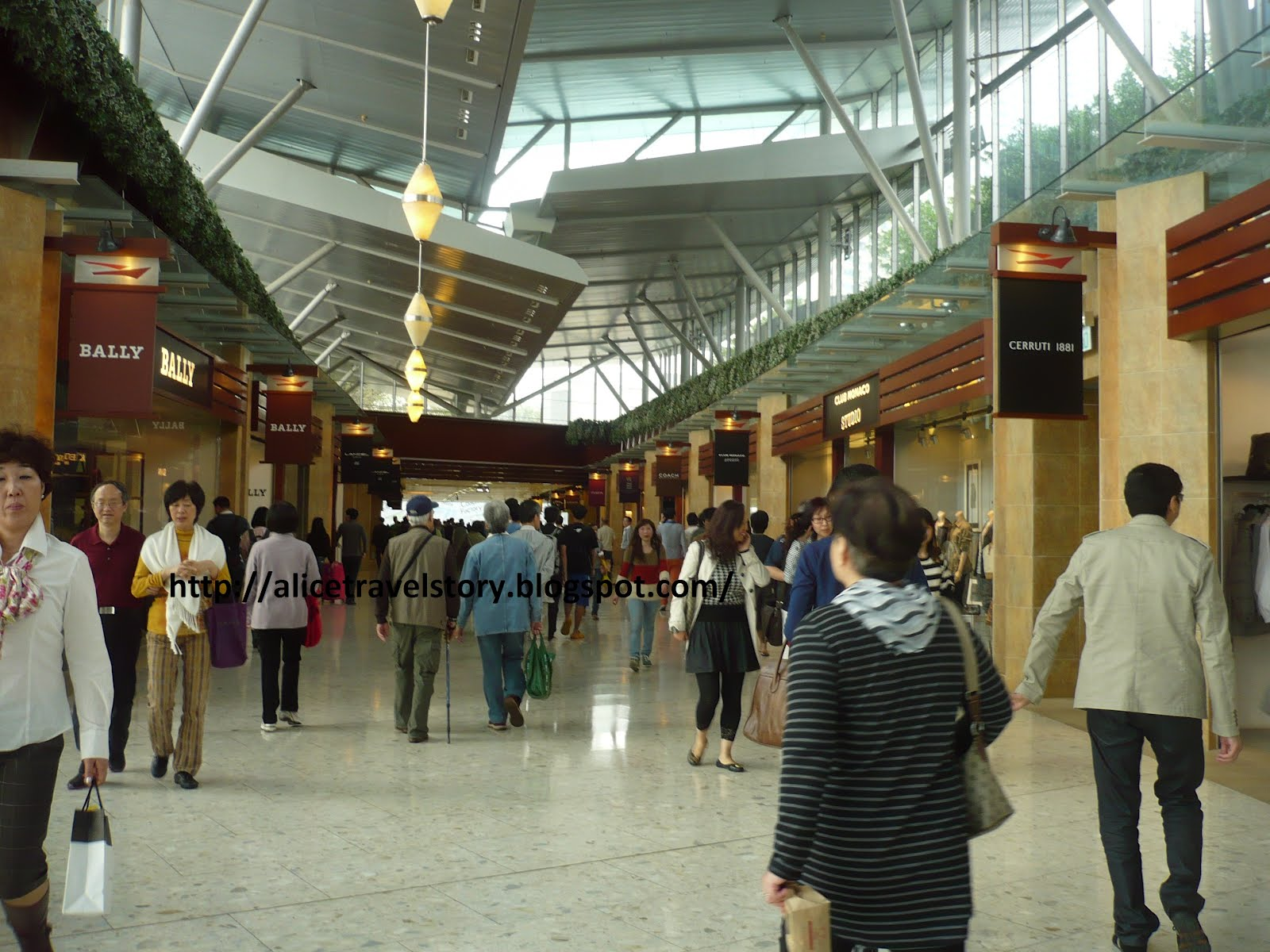 Citygate Outlet Food Court
