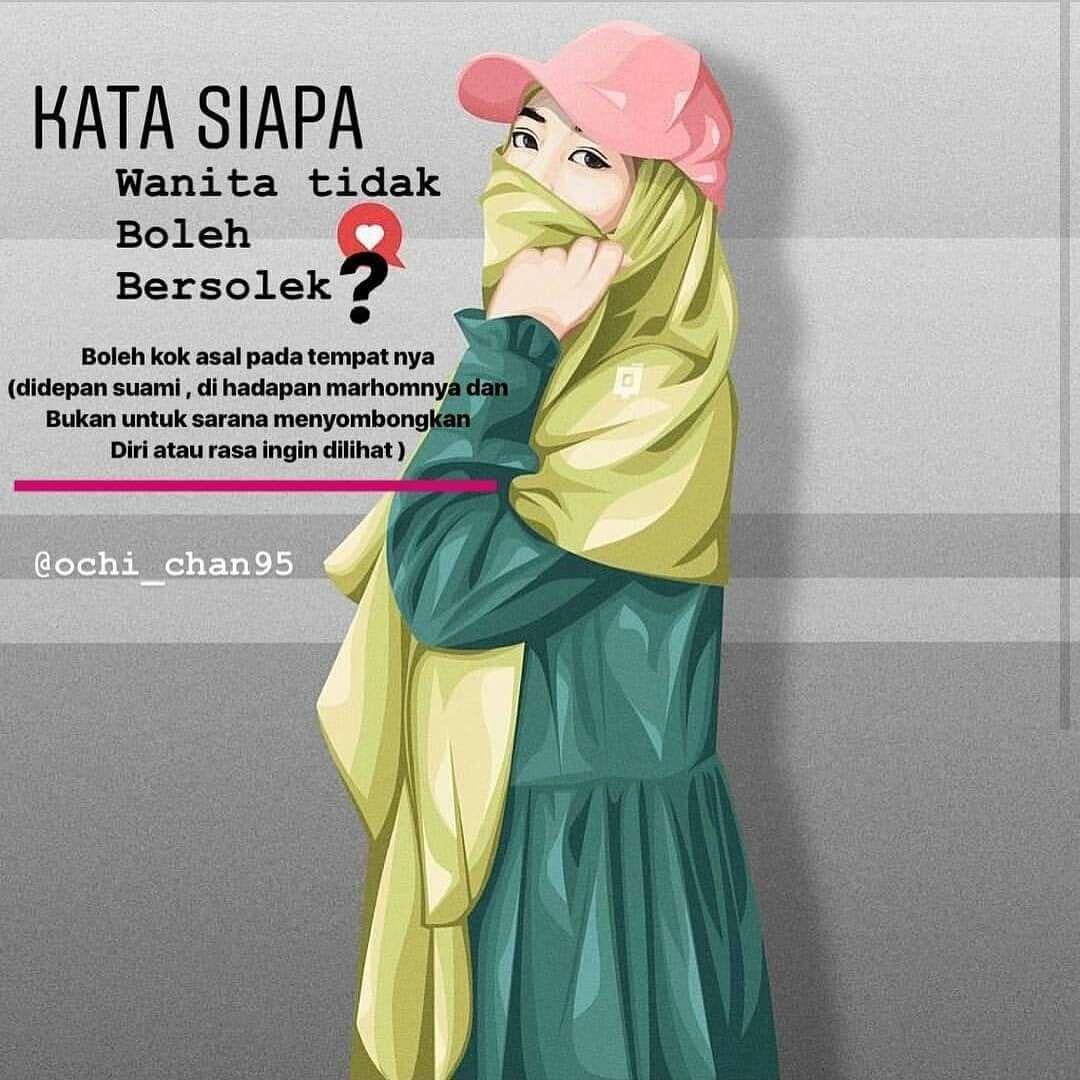 kutipan wanita muslimah
