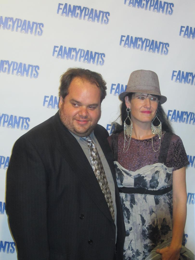 Johngy S Beat On The Red Carpet At Fancypants Premiere