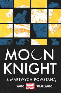 Moon Knight tom 2 okładka