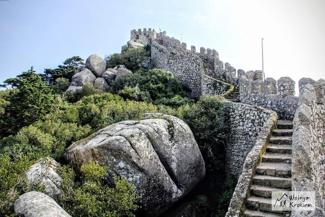 Zamek Maurów (Moorish Castle)