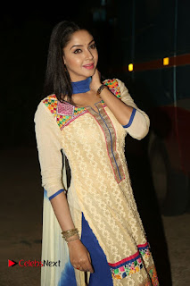 Actress Angana Roy Latest Picture Gallery in Salwar Kameez  0077