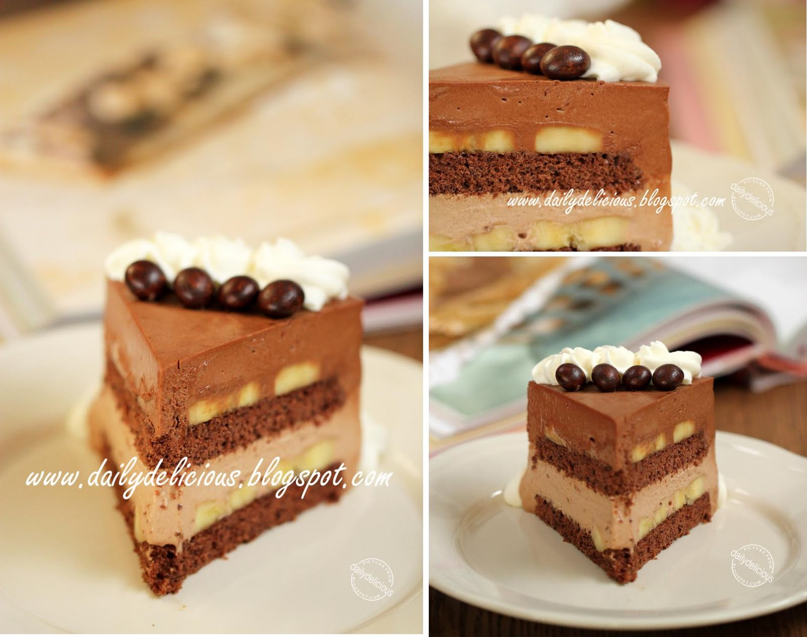 Best Mousse Cake Recipe