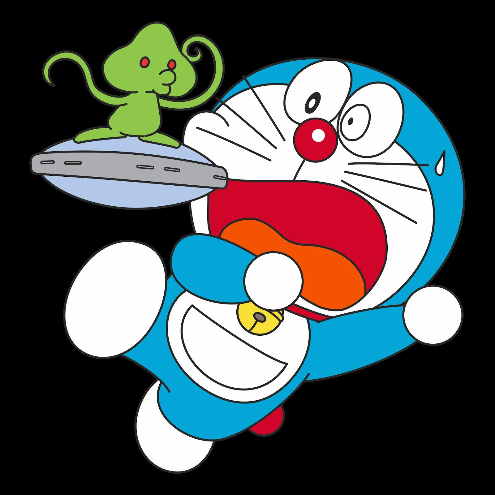 Unduh 9800 Gambar Kartun Doraemon Vector Paling Keren