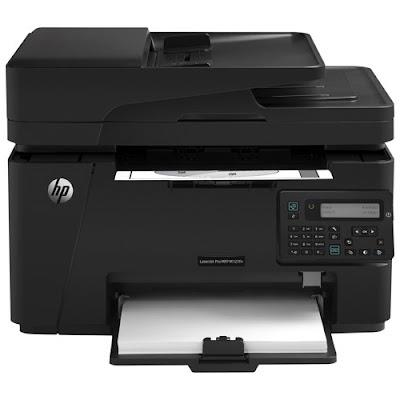 HP LaserJet Pro MFP M127fs Driver Download
