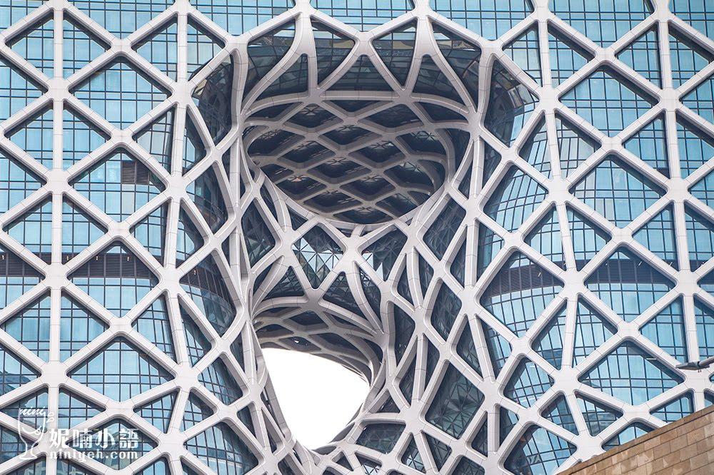 【澳門飯店】Morpheus 摩珀斯酒店。2018澳門新地標重磅登場 by 妮喃小語