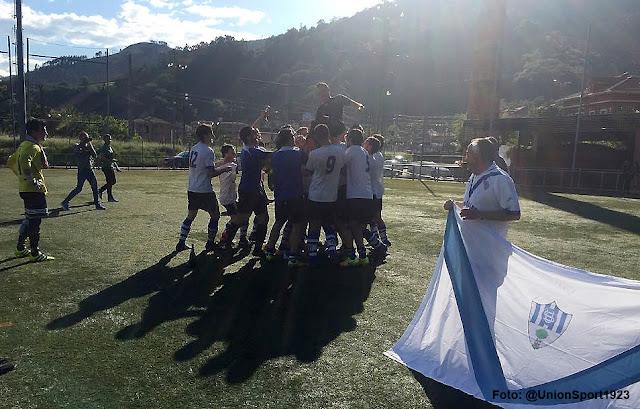 Fútbol | El Unión Sport San Vicente, campeón de Primera Territorial, regresa a Preferente
