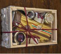 Logo Vinci gratis una cesta colma di prodotti Oro Rosso degli Iblei