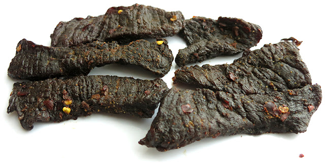 garlic chili jerky