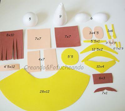 piezas-y-medidas-fofucha-bella-tutorial-fofuchos-bella-y-bestia-colaboración-con-creavea