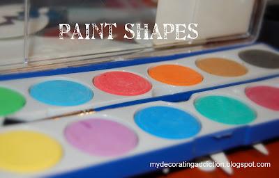 how to make playroom art