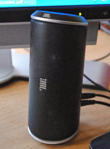 Mommy Maestra: JBL Flip Portable Stereo Speaker Available