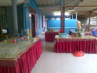 layanan Cattering di VOC Kampung inggris pare