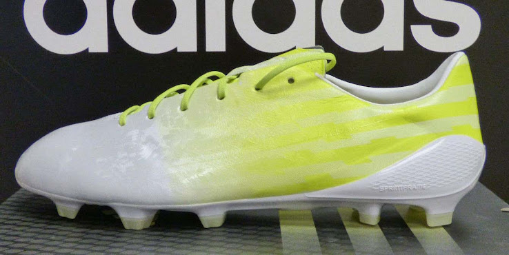 Hunt Dark The Glow Adizero In Boot Footy Revealed F50 Adidas qwERTT4