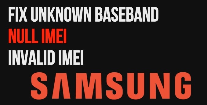 J710F baseband unknown solution  First in gsm world  | Easy