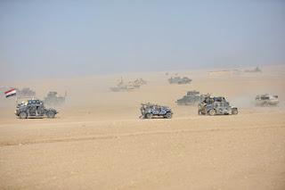 Waw Pasukan Khusus Negara Irak Telah Siap Serang Mosul Ibu Kota ISIS - Commando
