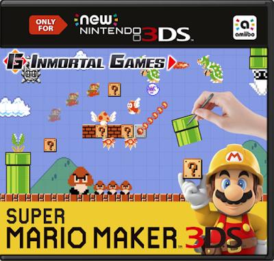 Super Mario Maker CIA 3DS EUR